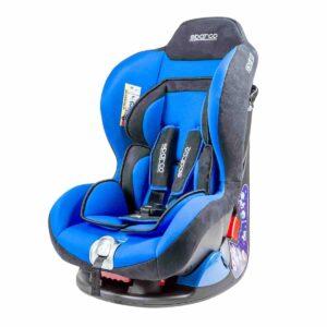 Автокресло Sparco F5000K BL синий