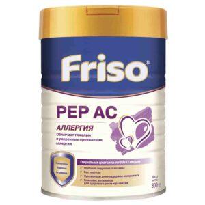 Заменитель молока Фрисо Gold PEP АС 0-12 месяцев, 800 г