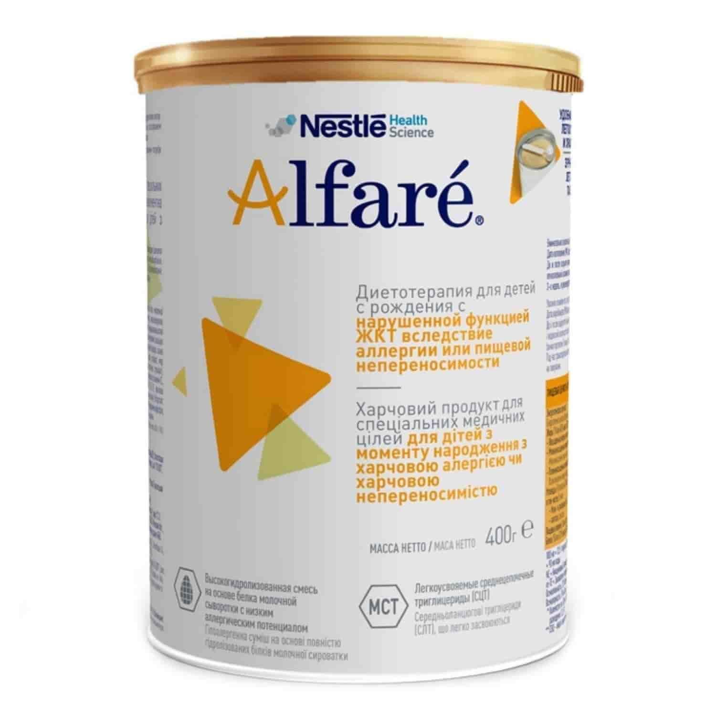 Заменитель молока Nestle Лп Alfar