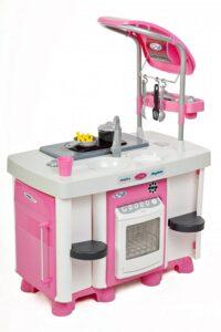 Игровой комплекс Полесье Carmen №7, с посудомоечной машиной и варочной панелью