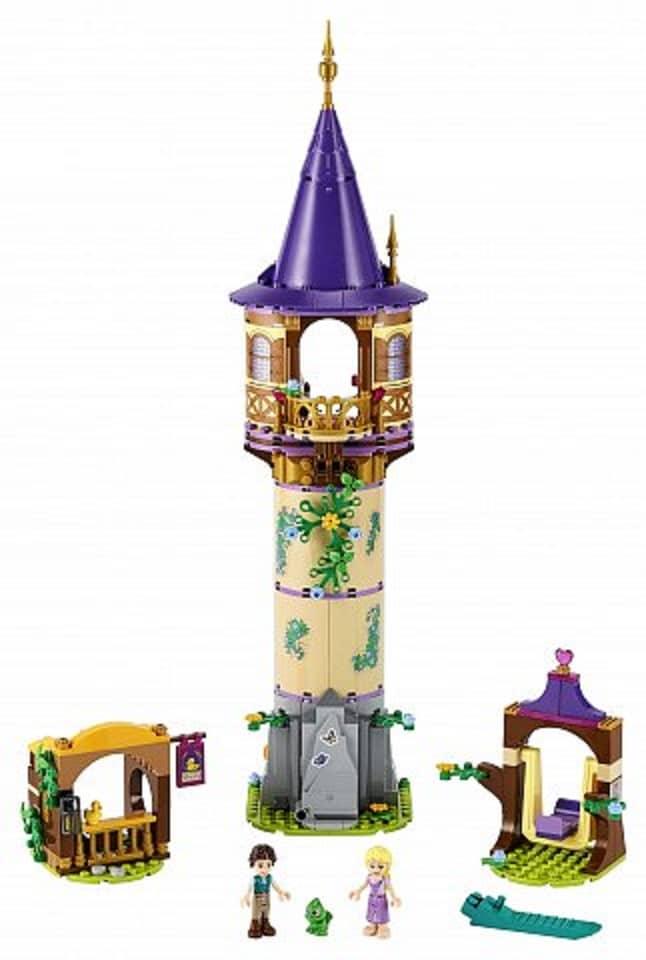 Конструктор LEGO Disney Princess Башня Рапунцель