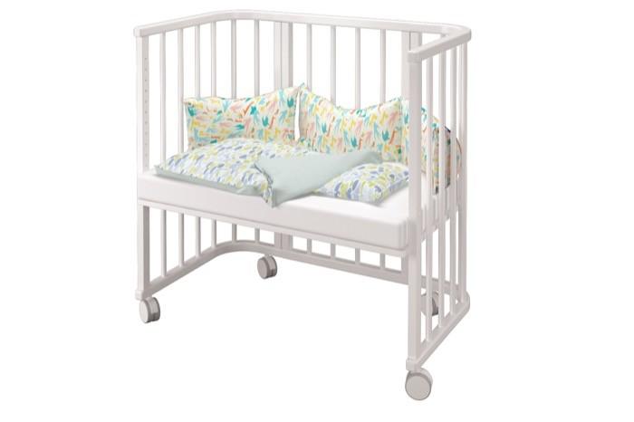 Приставная детская кроватка для новорожденных Laluca Эстель