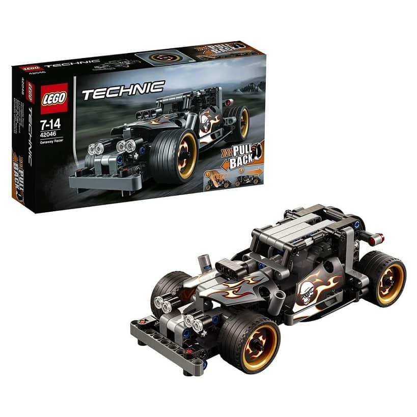 LEGO Technic Гоночный автомобиль для побега