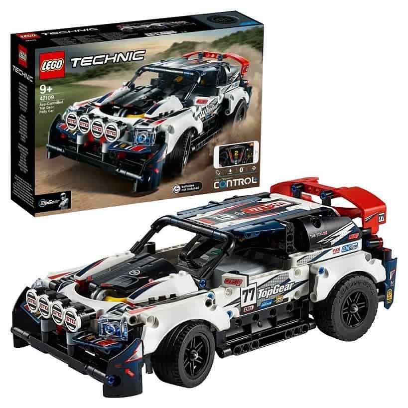 LEGO Technic Гоночный автомобиль Top Gear