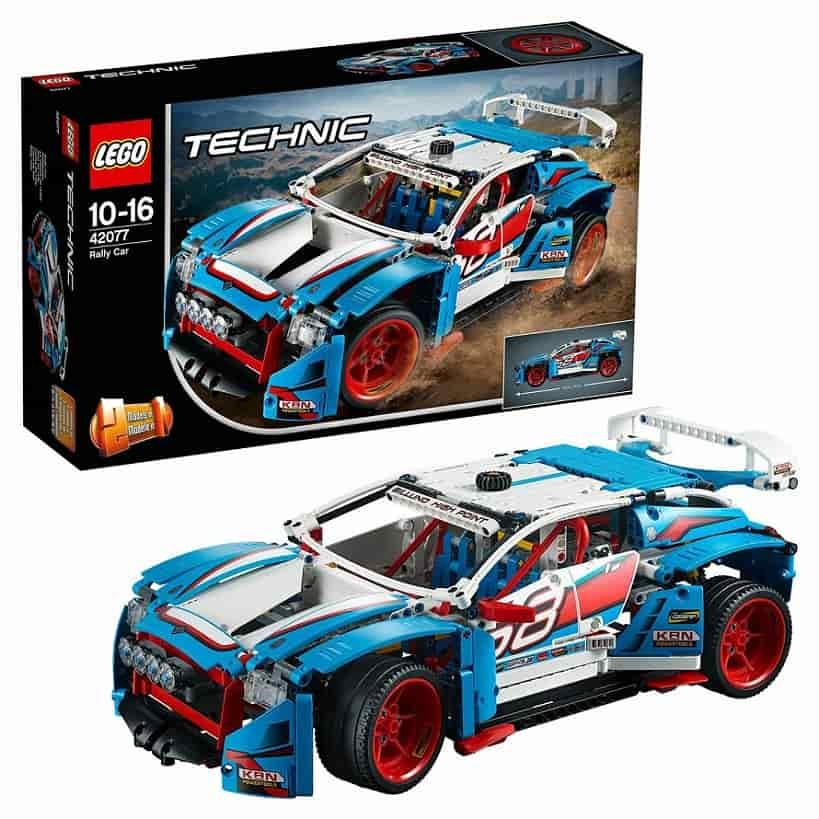 LEGO Technic Гоночный автомобиль
