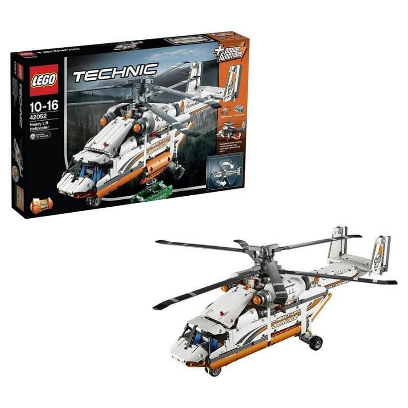 LEGO Technic Грузовой вертолет