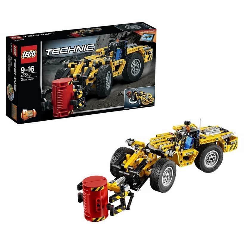 LEGO Technic Карьерный погрузчик