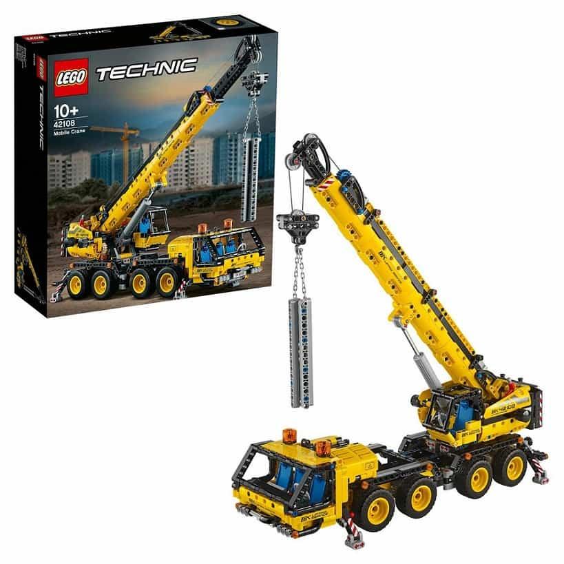 LEGO Technic Мобильный кран