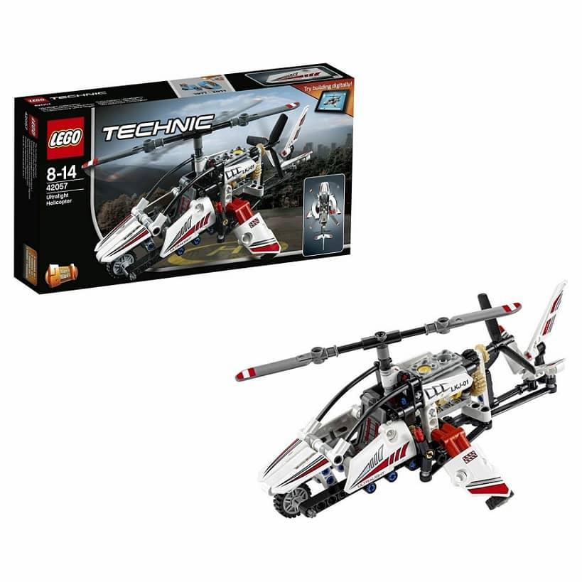 LEGO Technic Сверхлёгкий вертолёт