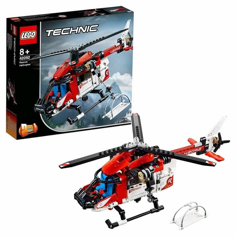 LEGO Technic Спасательный вертолет