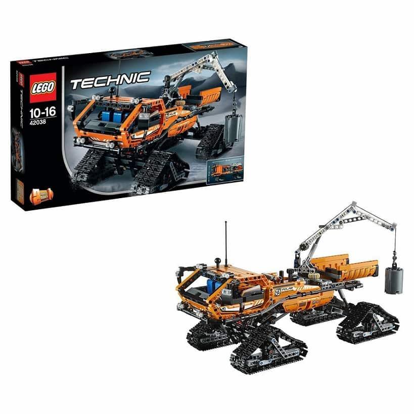 Арктический вездеход LEGO Technic 42038