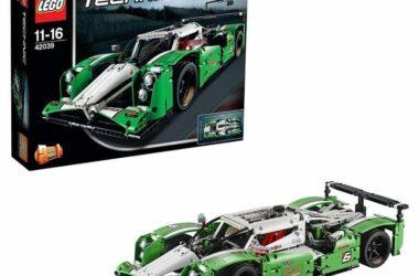 Гоночный автомобиль LEGO Technic 42039
