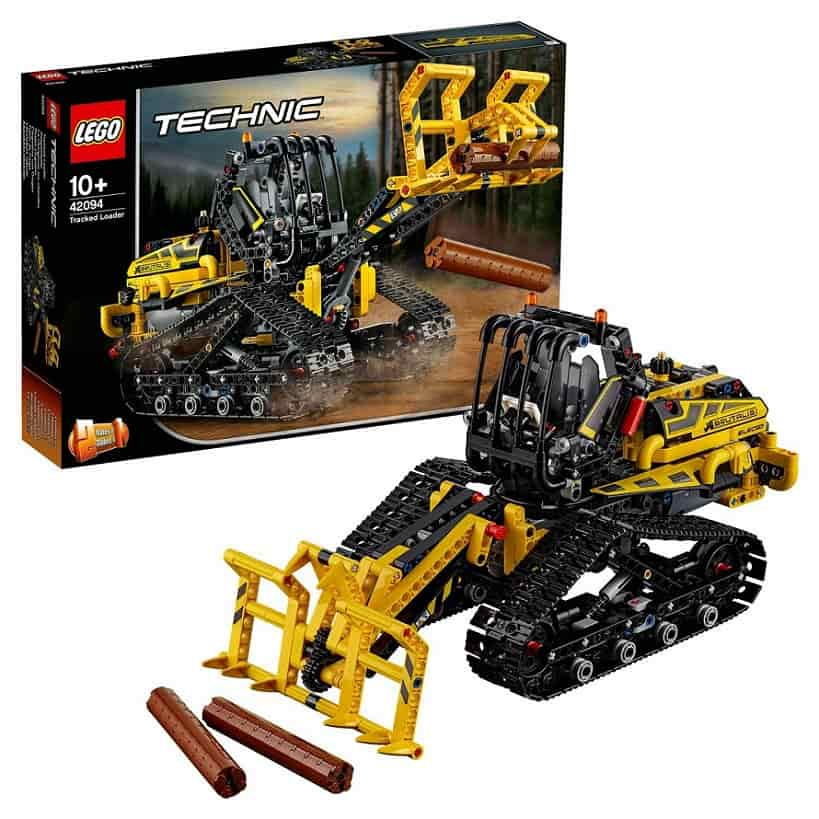 Гусеничный погрузчик LEGO Technic 42094