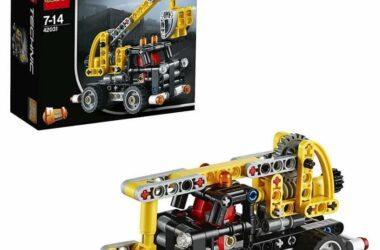 Ремонтный автокран LEGO Technic 42031