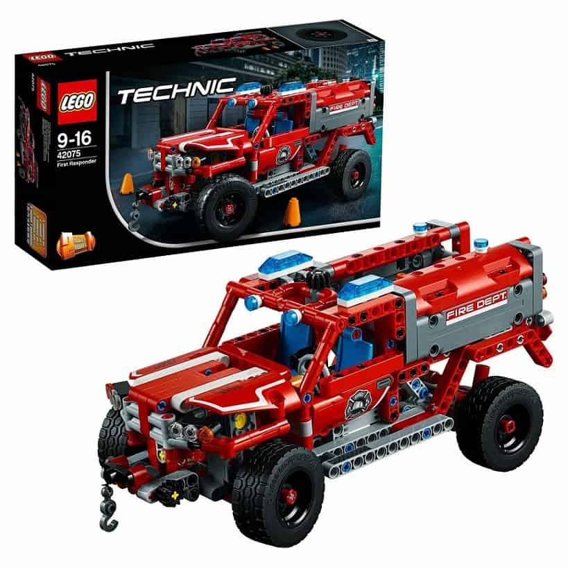 Служба быстрого реагирования LEGO Technic 42075