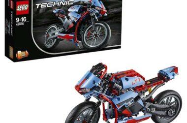Спортбайк LEGO Technic 42036