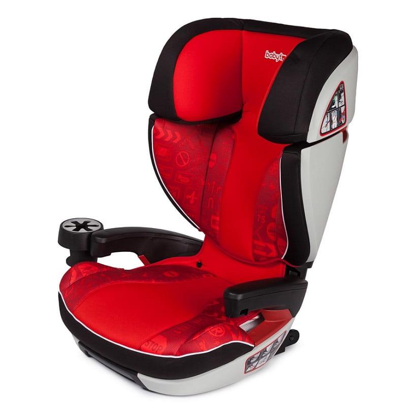 Babyton Comfort Fix 2-3 Red
