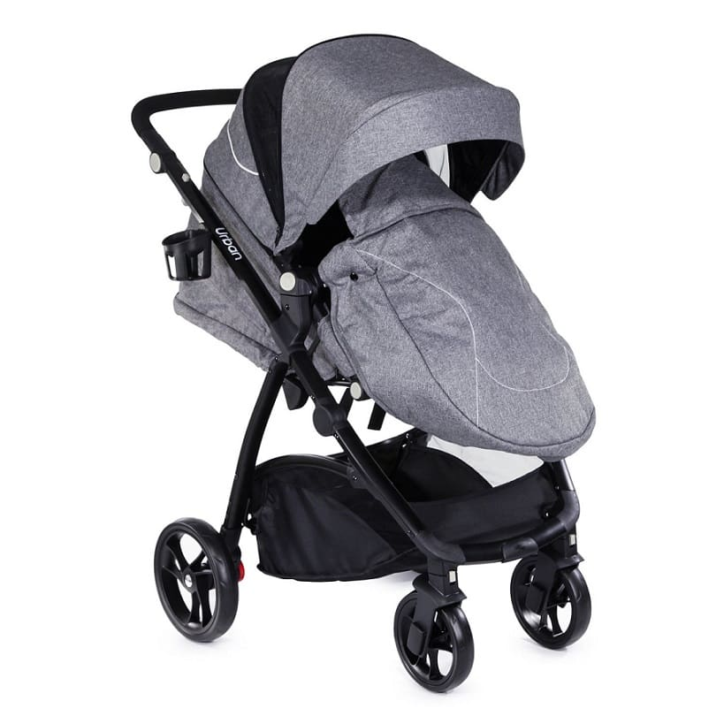 Babyton Urban N40 Grey